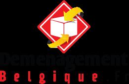 logo demenagements belgique